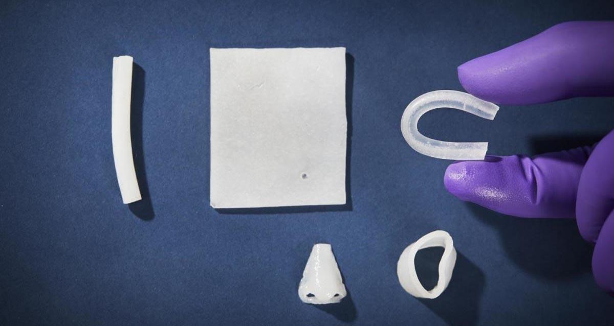 İnsan Dokusunun Yerini Alabilecek Nanoyapılı Bir Malzeme Üretildi