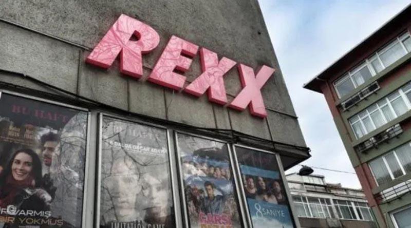Rexx Sineması kapanıyor