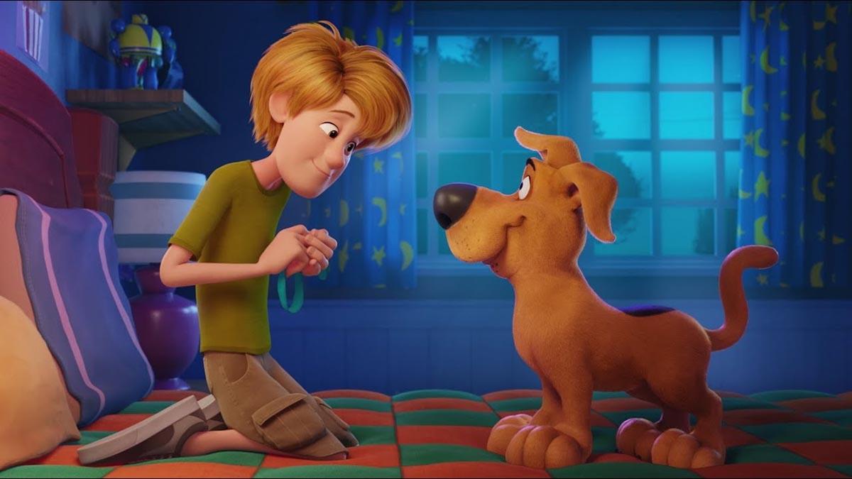 Scooby Doo: Scoob!