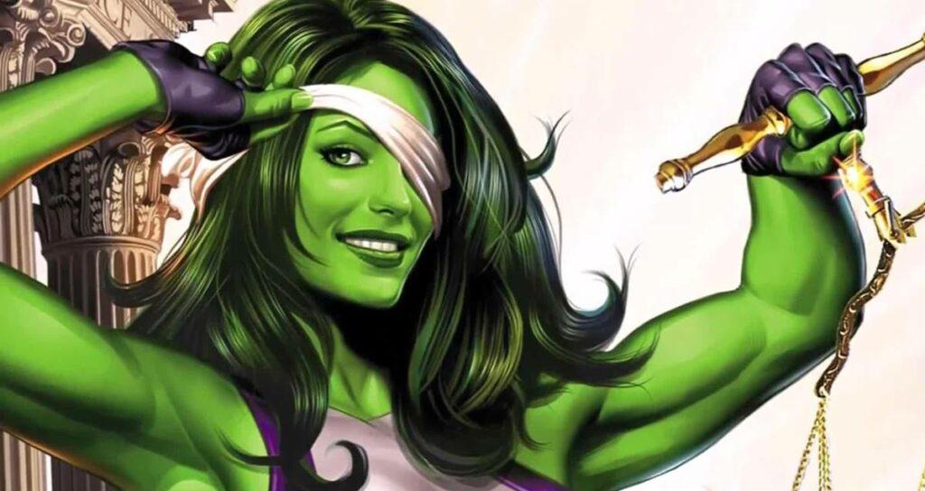 She-Hulk Dizisi