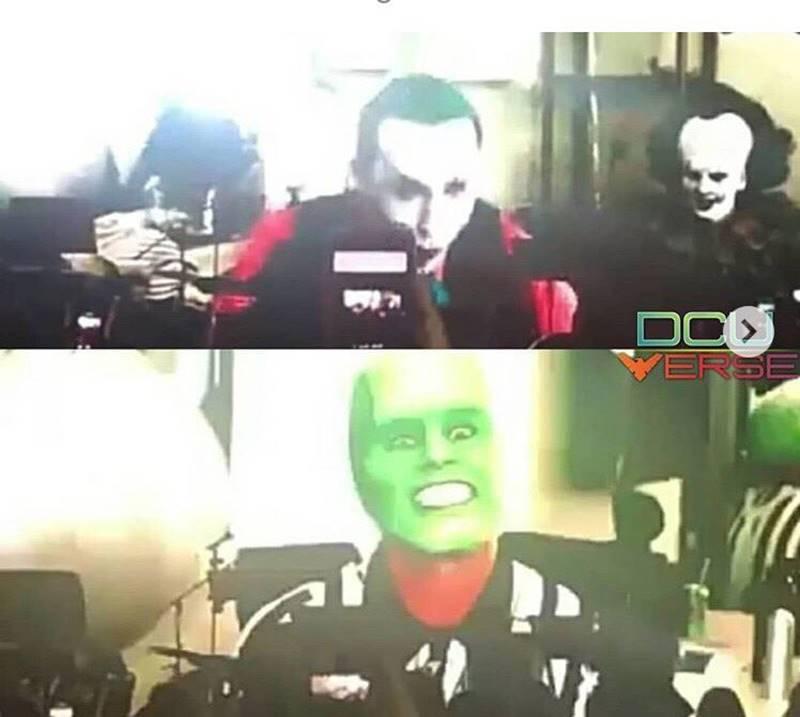 Space Jam 2 Joker Pennywise Maske