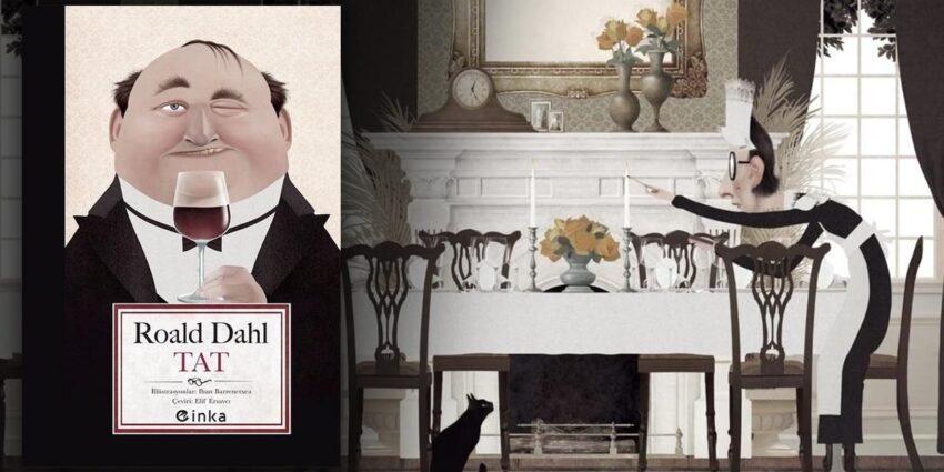 Roald Dahl Tat