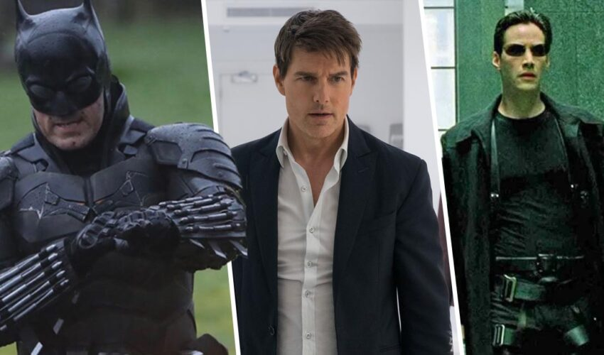 The Batman, Matrix 4, Mission: Impossible 7