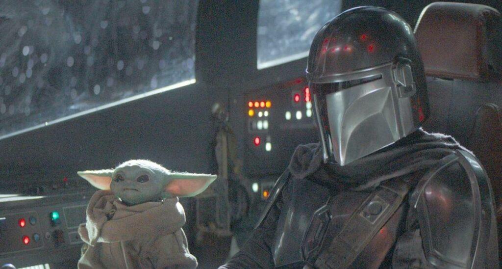 Disney Star Wars The Mandalorian