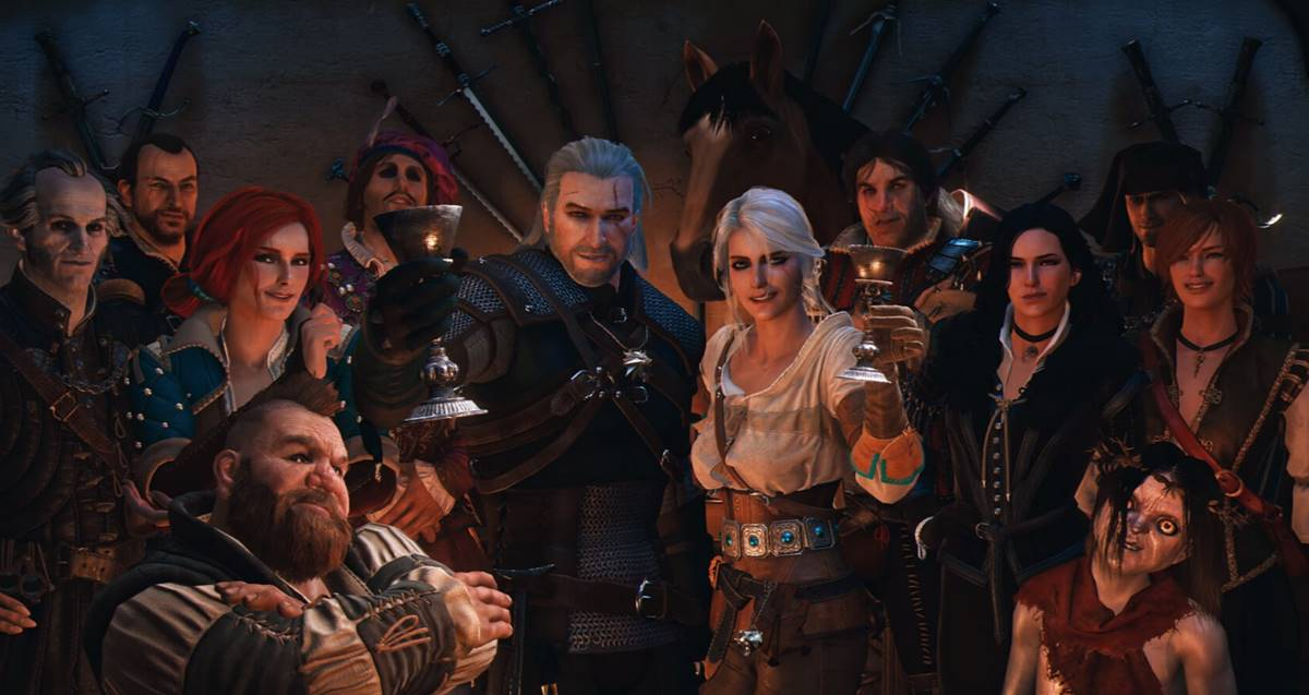 The Witcher Yeni Oyun