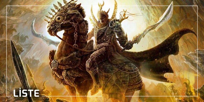 Türk Mitolojisinden 10 Kitap Önerisi: Koronavirüs Günlerinde Alternatif Kaçış Planı