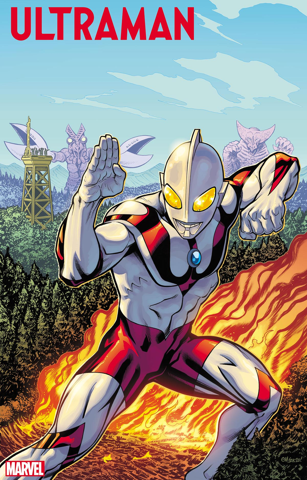 ultraman marvel
