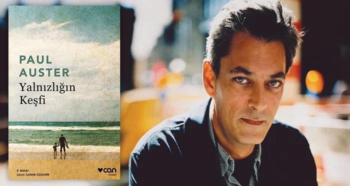 Yalnızlığın Keşfi - Paul Auster