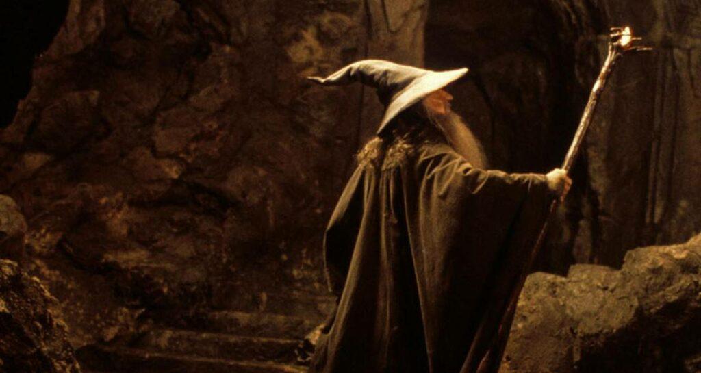 Gandalf yüzüklerin efendisi dizisi amazon