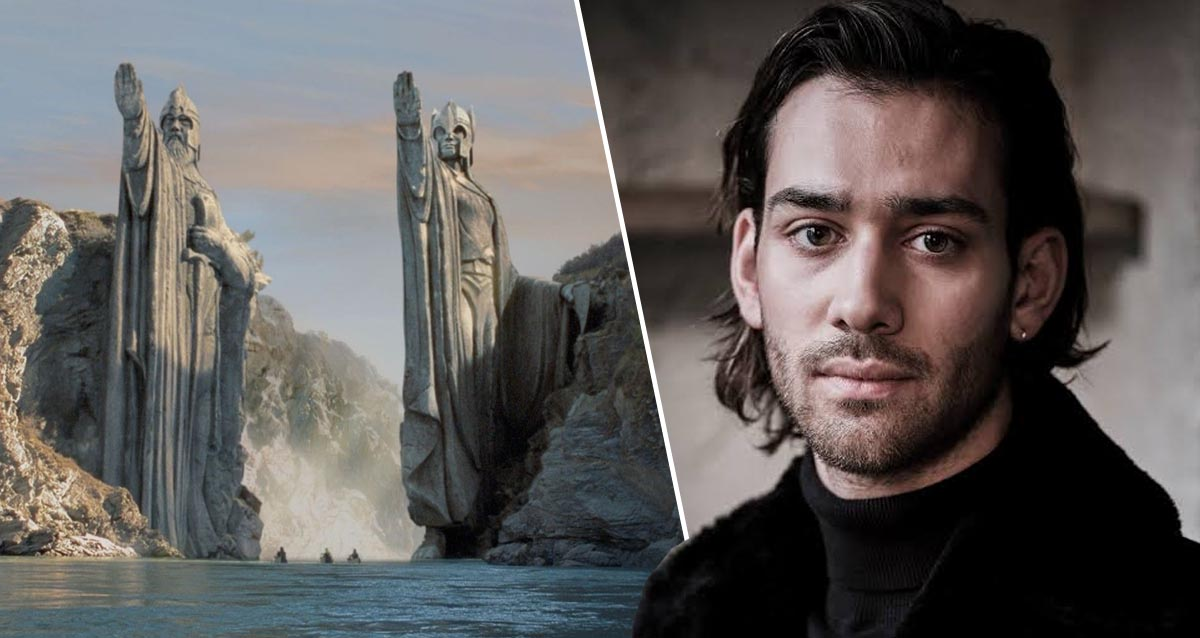 Yüzüklerin Efendisi (The Lord of the Rings) Maxim Baldry