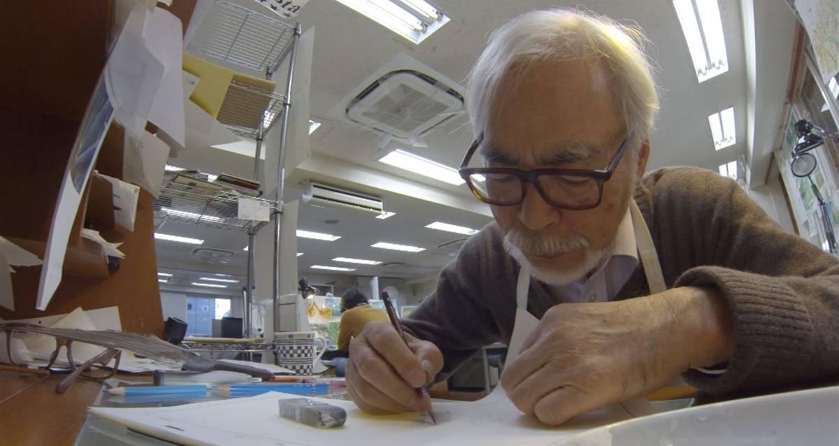 10 Years with Hayao Miyazaki Belgeseli