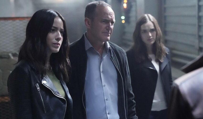Agents of S.H.I.E.L.D. 7. Sezo