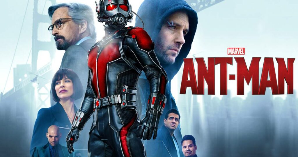 Ant-Man 3 Marvel Film