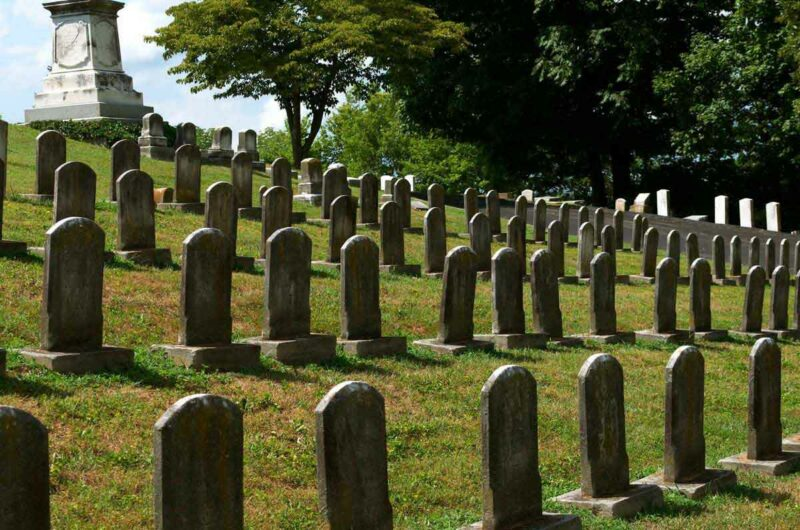 Cave Hill Mezarlığı – Louisville, Kentucky