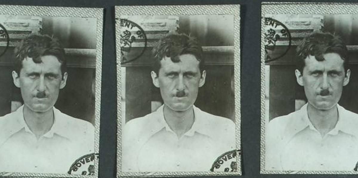 George Orwell Hayatı Eserleri