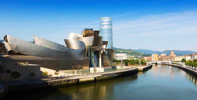 Guggenheim Avrupa Mimarisi