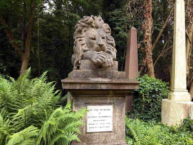 Highgate Mezarlığı – Büyük Londra, İngiltere