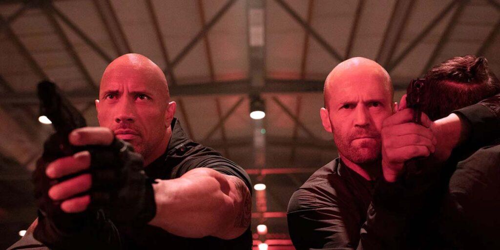 Hobbs & Shaw 2 Hızlı ve Öfkeli