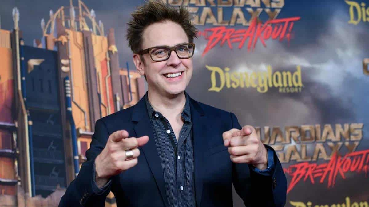 James Gunn Guardians of the Galaxy 3 The Suicide Squad