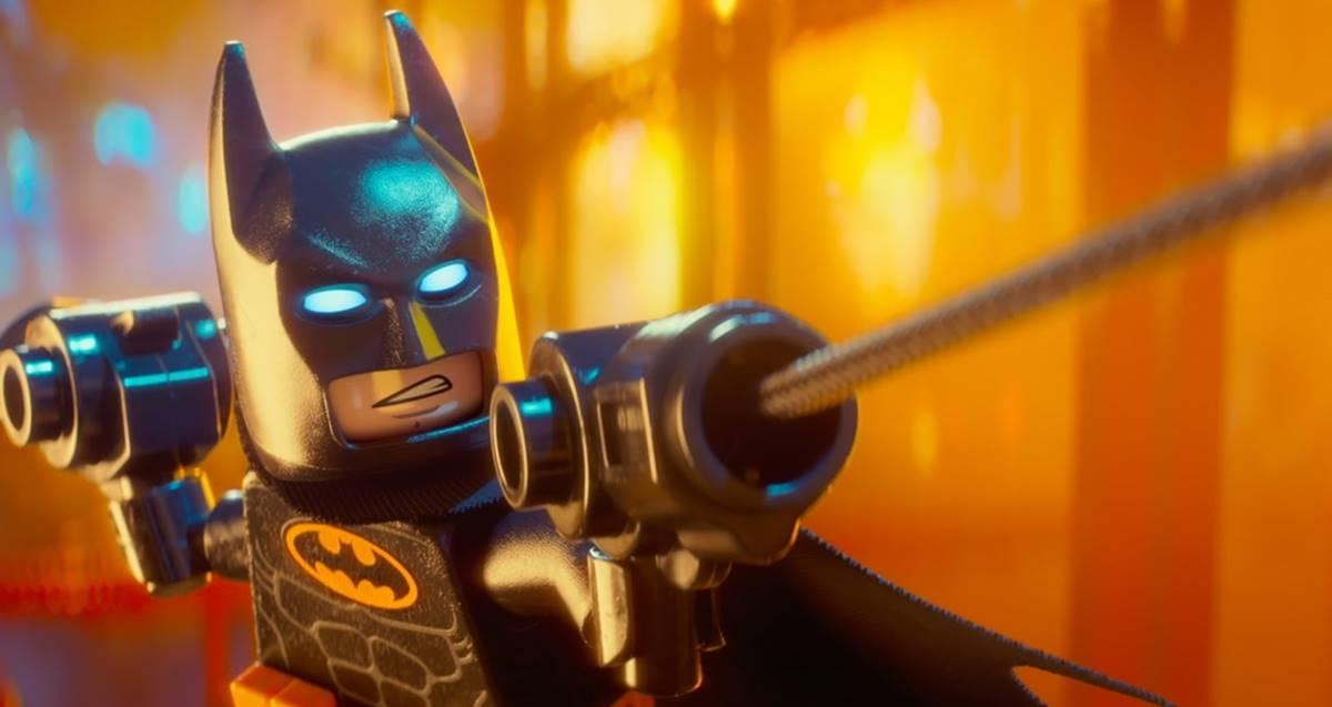 LEGO Filmleri Batman
