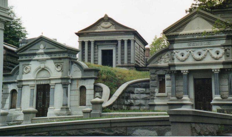 Laurell Hill Mezarlığı –Philadelphia, Pennsylvania