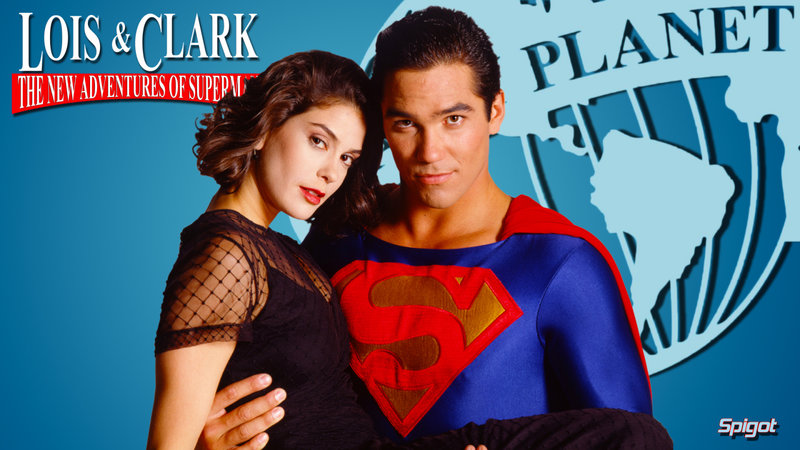 Lois and Clark DC Universe
