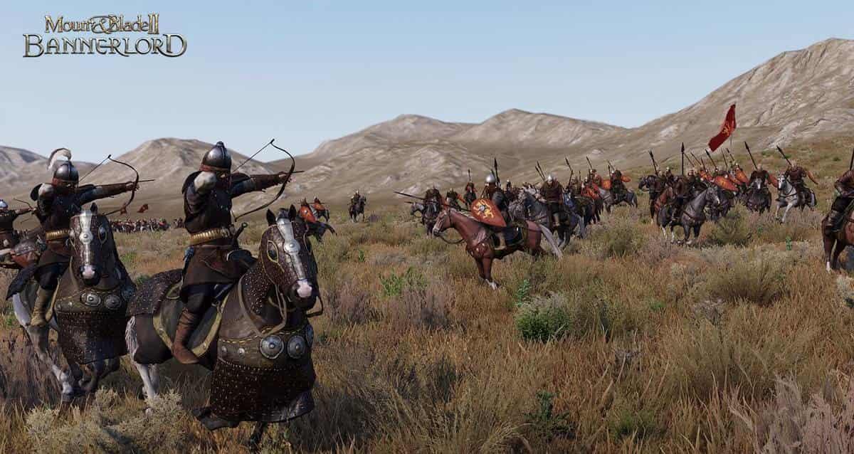 Mount & Blade II: Bannerlord Oynanış