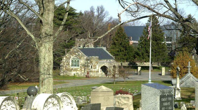 Mount Hope Mezarlığı –Rochester, New York