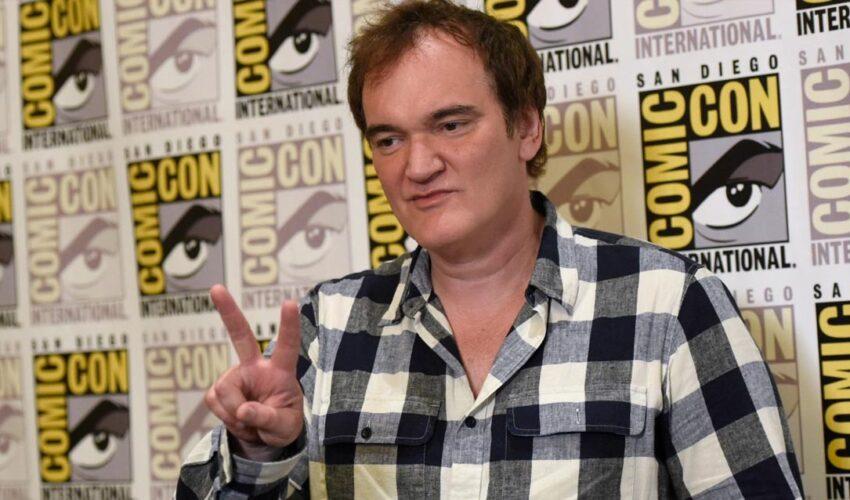 Quentin Tarantino Luke Cage