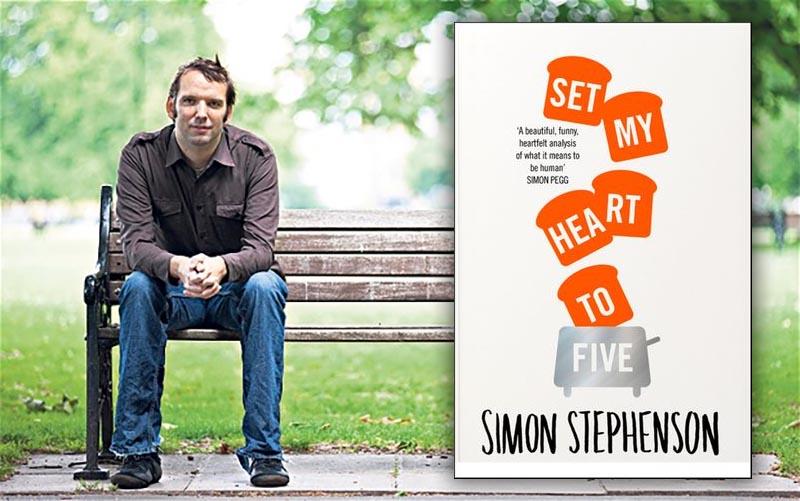 Set My Heart to Five - Simon Stephenson