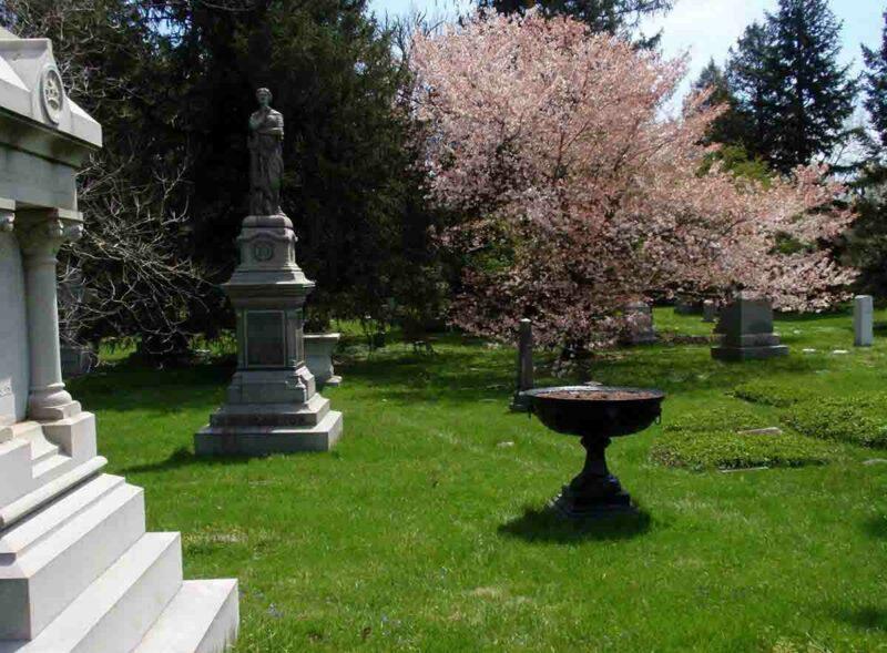 Spring Grove Mezarlığı –Cincinnati, Ohio