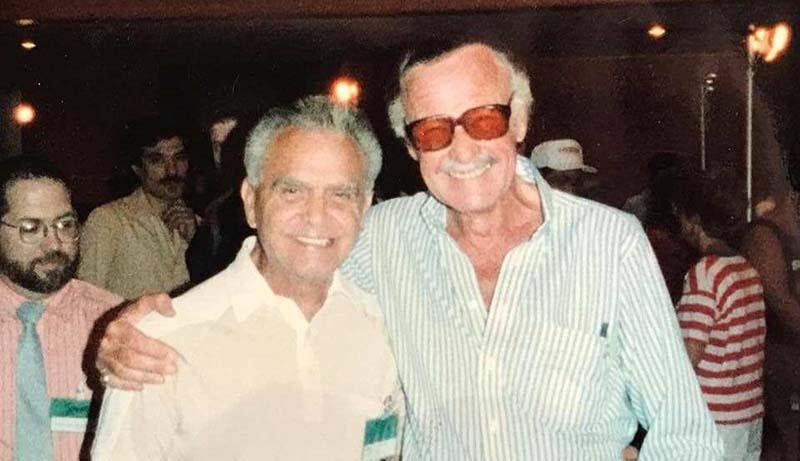 Stan Lee ve Jack Kirby