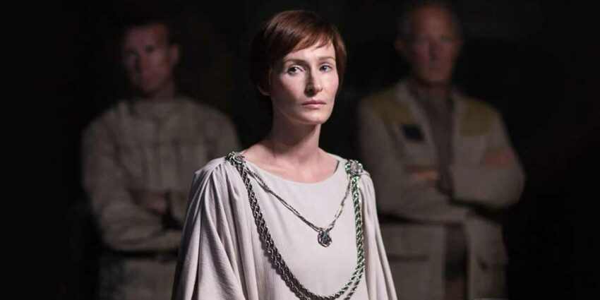 Star Wars Mon Mothma Disney+