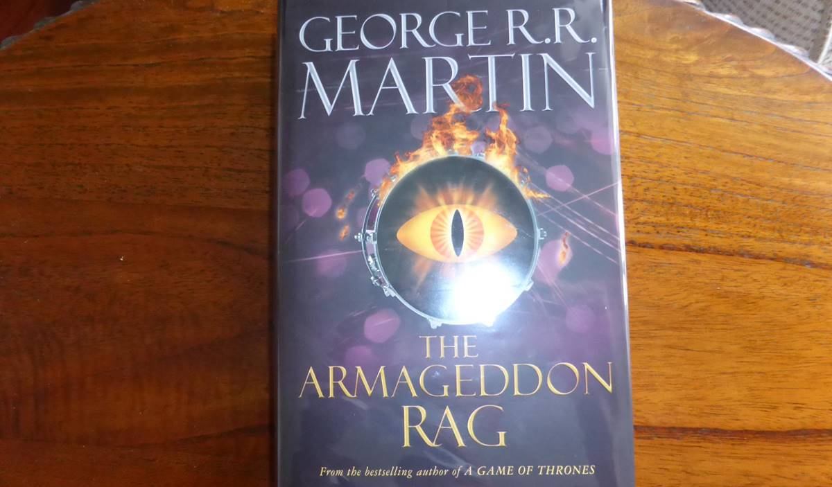 The Armageddon Rag - Martin