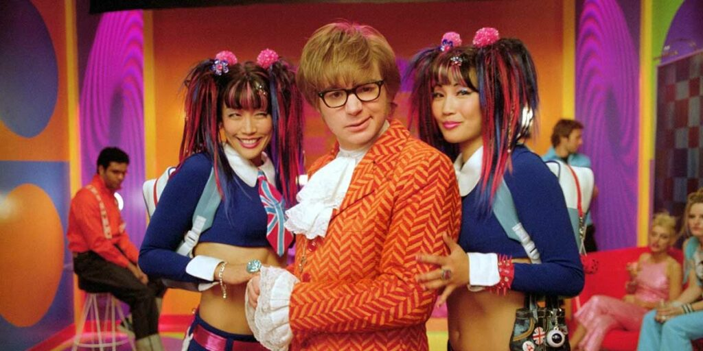 The Austin Powers Trilogy
