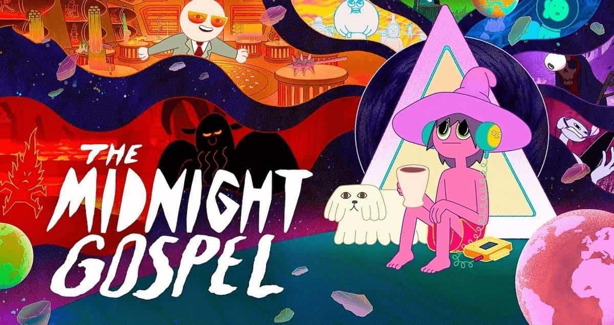 The Midnight Gospel Fragmani