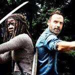 The Walking Dead 10. Sezon Rick Grimes film