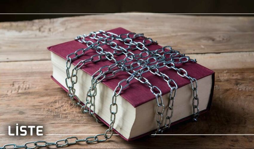 Yasaklı Kitaplar Amerika