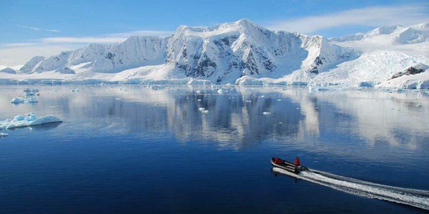 antarktika deniz buzları mikroplastik