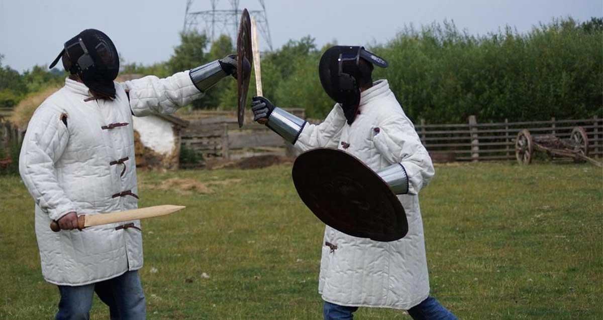 Bronz Çağı Dövüş Tekniği