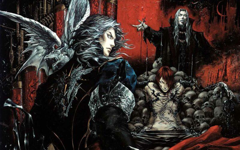 castlevania oyun Dracula