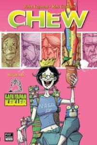 Chew 6 Kafa Yapan Kekler