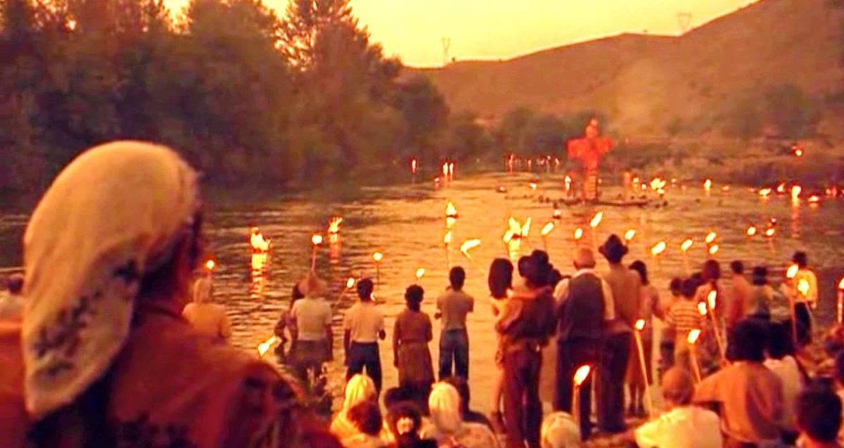 Çingeneler Zamanı 1988