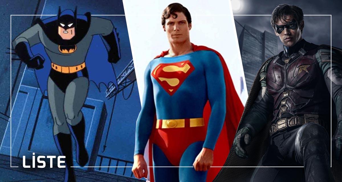 DC Universe İçerikleri