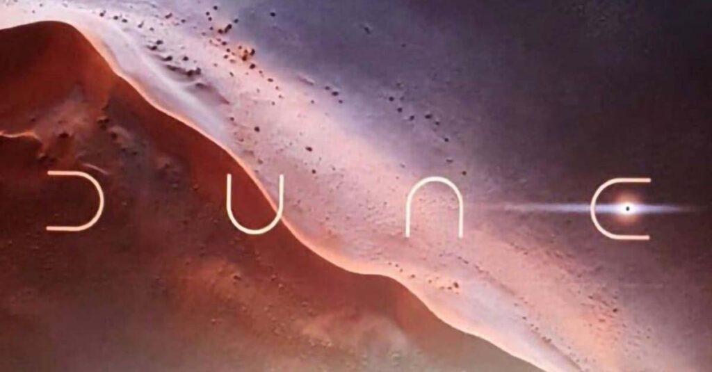 dune film logo