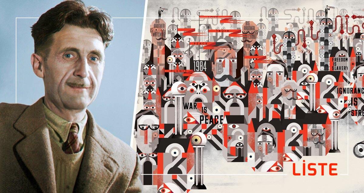 George Orwell Hakkında Bilmediğiniz 13 İlginç Gerçek