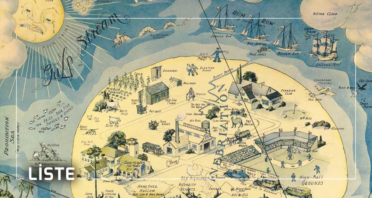 Hayali Haritalar - Oz - Hazine Adası