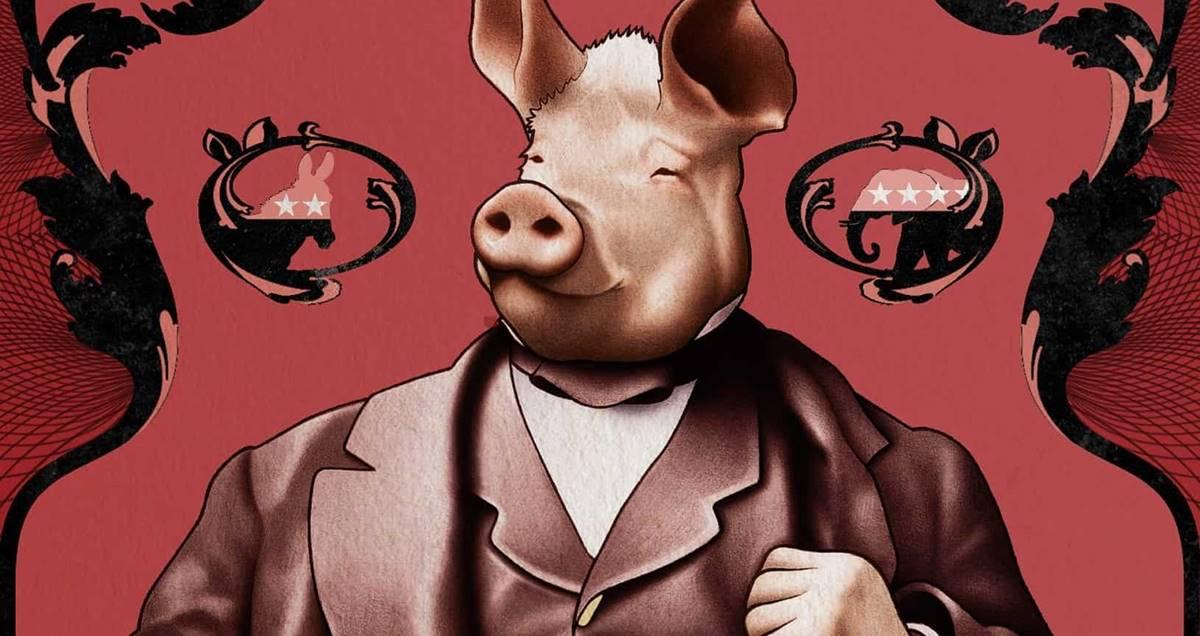 George Orwell Hayvan Çiftliği