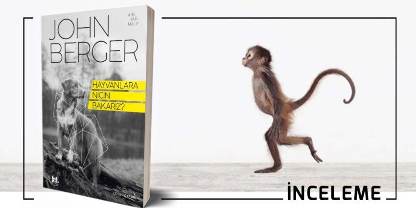 Hayvanlara Niçin Bakarız? John Berger