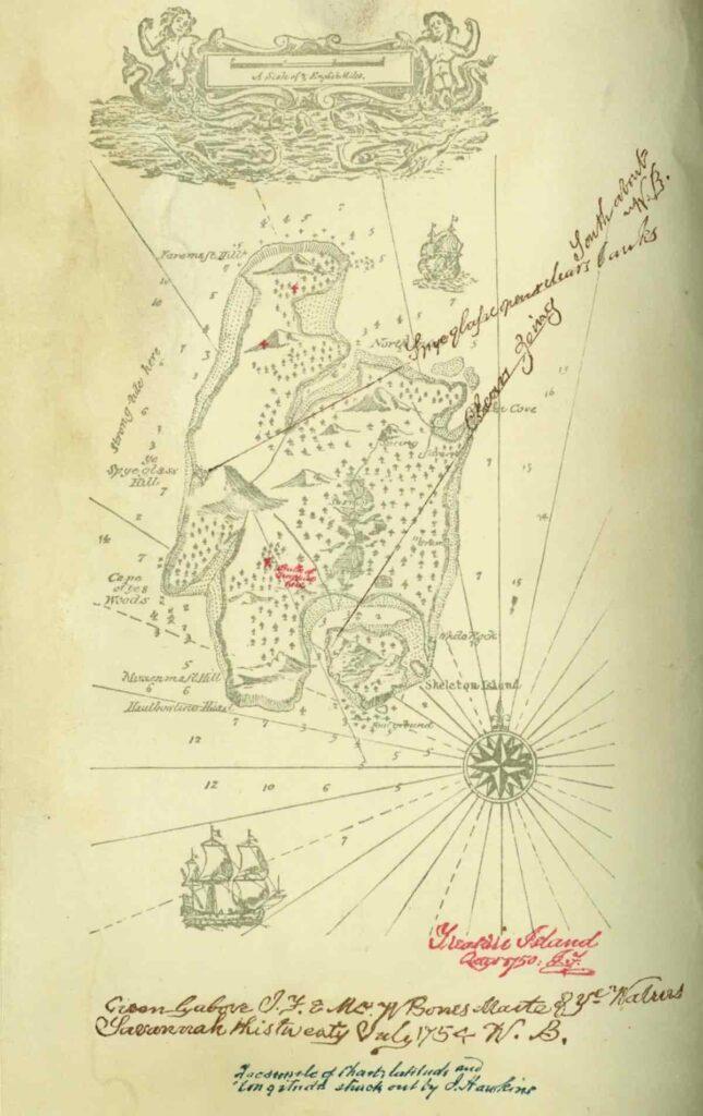 Hazine Adası - - Hayali Haritalar